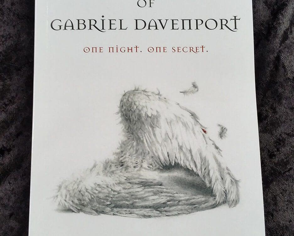 The Making of Gabriel Davenport Book