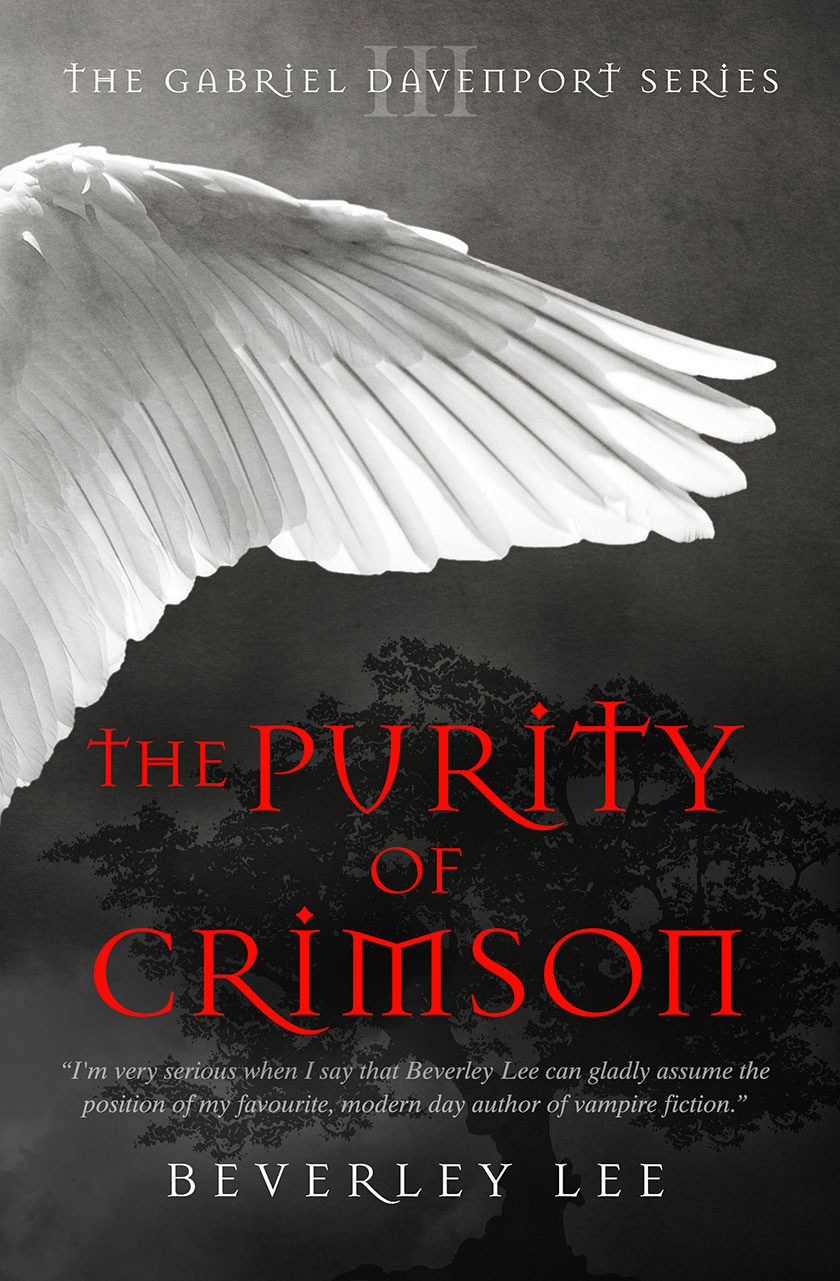 The Purity of Crimson Book Cover