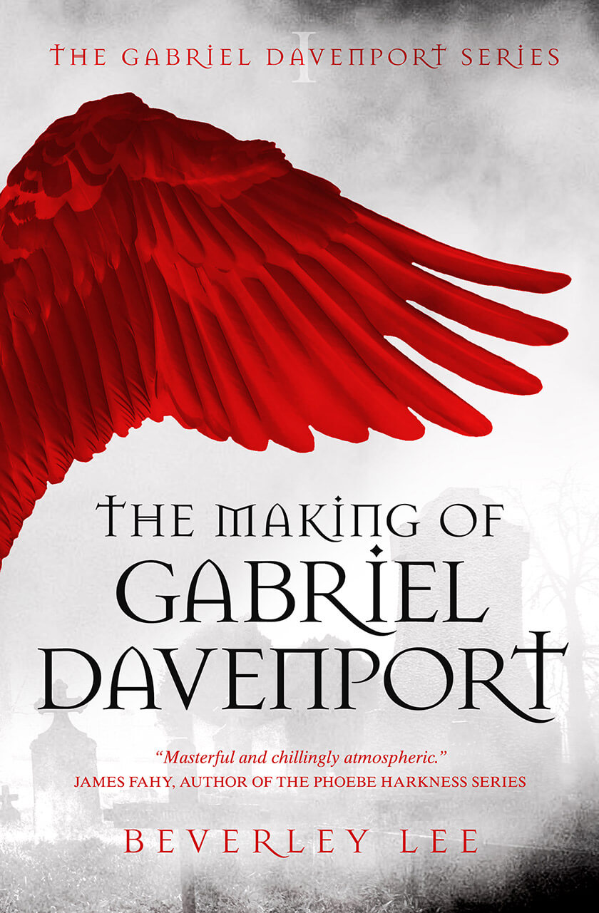 Cover of The Making of Gabriel Davenport book